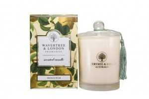 Candle French Pear