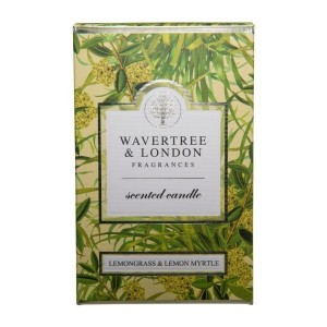 Wavertree Candle Lemongrass My