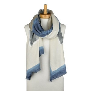 Scarf - Blue Fresco