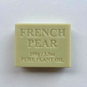 Soap French Pear