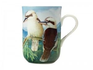Birds Of Australia Mug Kookaburra