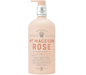Mt Macedon Rose Hand + Body Creme
