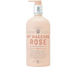 Mt Macedon Rose Hand + Body Wash