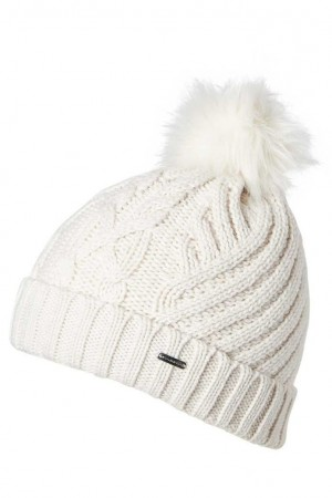 Ladies Beanie Tamara - Cream