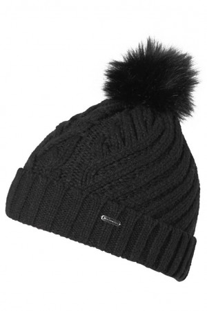 Ladies Beanie Tamara - Black