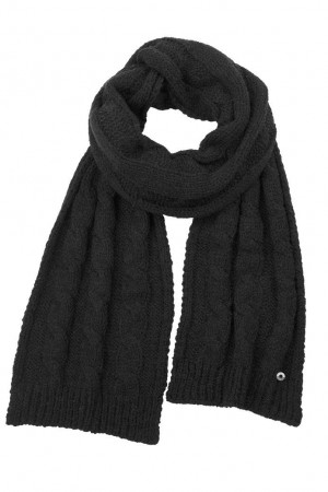 Ladies Scarf Gypsy - Black