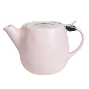 Earth Teapot Pink