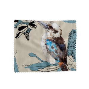 Lens Cloth Kookaburra