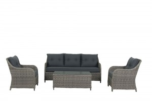 Nadia Lounge/ Low Dining Set