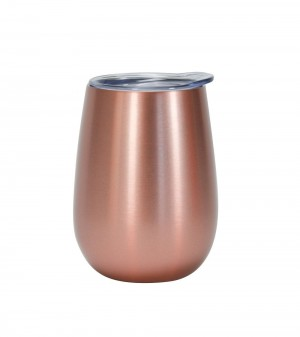 Wine Tumbler - Rose Gold