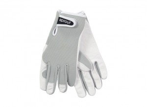 Sprouts Goatskin Gloves - Light Grey
