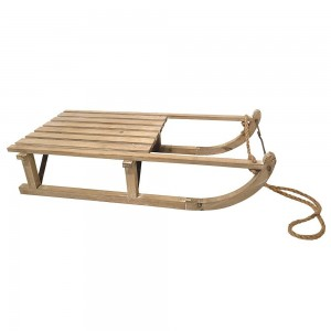 Sleigh Timber + Rope
