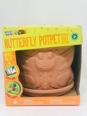 Butterfly Pot Pet Kit