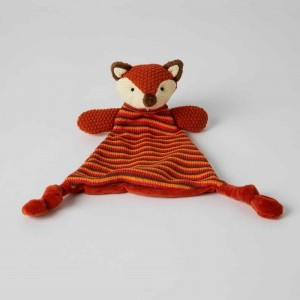 Rust Plush Fox