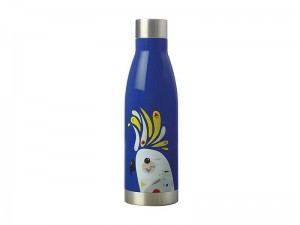 Pete Cromer Insulated Bottle Cockatoo