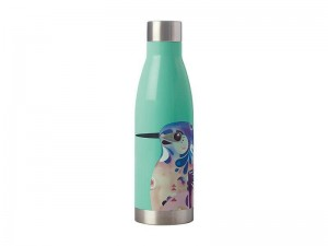 Pete Cromer Insulated Bottle Kingfisher