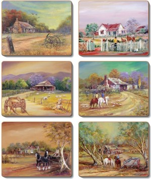 Homesteads Placemats