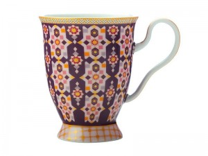 Rose - Footed Mug