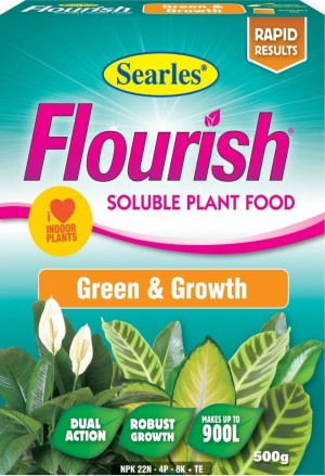 Flourish Green Growth Food 500