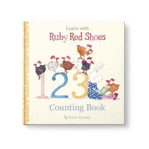 Ruby Red Shoes Counting