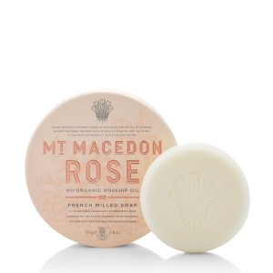 French Milled Soap - Rose