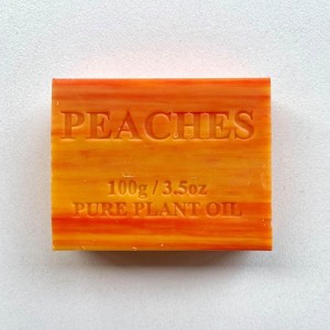 Soap Peaches
