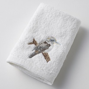 Kookaburra Face Washer