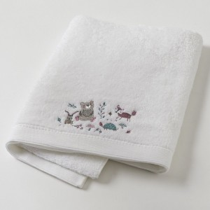 Woodlands Baby Bath Towel
