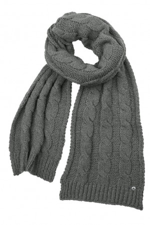 Ladies Scarf Gypsy - Grey
