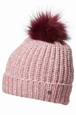 Girls Beanie Chantal Blush