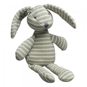 Knitted Bunny Natural