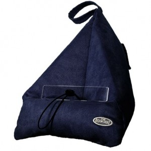 The Book Seat - Navy Blue