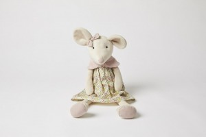 Charlotte Mouse With Skirt