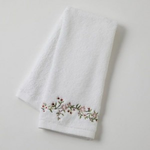 Rose Trail Hand Towel