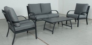 Lido 4pc Lounge Set