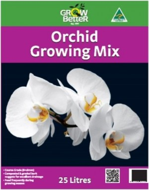 Orchid Growing Mix 25ltr