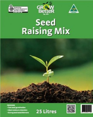 Seed Raising Mix 25lt