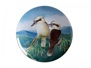 Maxwell + Williams Birds Of Australia Plate Kookaburra