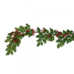 Holly Berry Wreath Garland