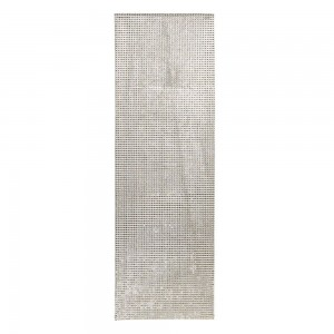 Table Runner Champagne With Diamontes