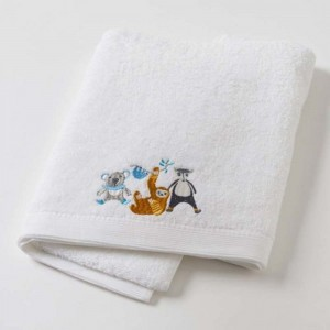 Jungle Jive Bath Towel