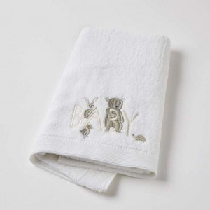 Natural Baby Bath Towel