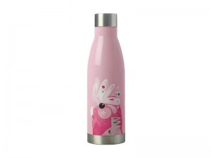 Pete Cromer Insulated Bottle Galah