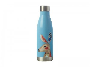 Pete Cromer Insulated Bottle Kangaroo