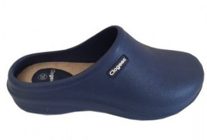 Navy Womens Clogees 10