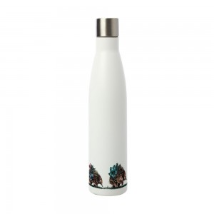 Echidna + Puggles - Double Wall Insulated Bottle