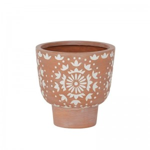#Sancha Pot Terracotta