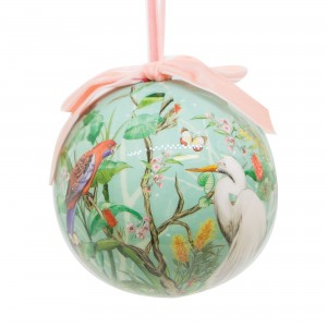 Bauble Extravagant Christmas Chinoiserie