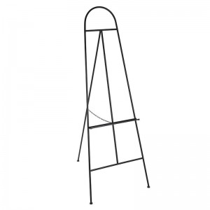 Metal Easel Black