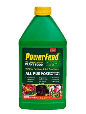 Powerfeed Concentrate 1 Litre Bottle